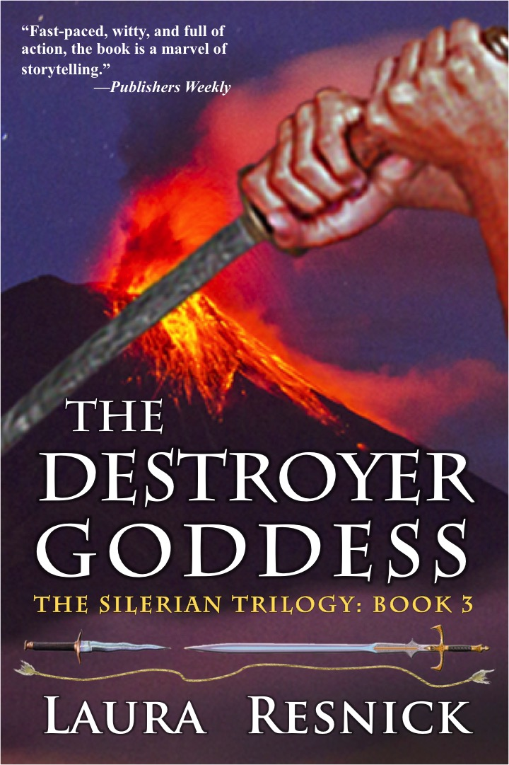 The Destroyer Goddess by
