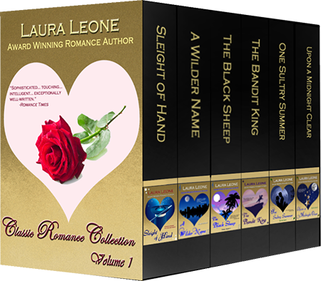 Classic Romance Collection, Vol. 1 by Laura Resnick
