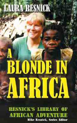 A Blonde in Africa by